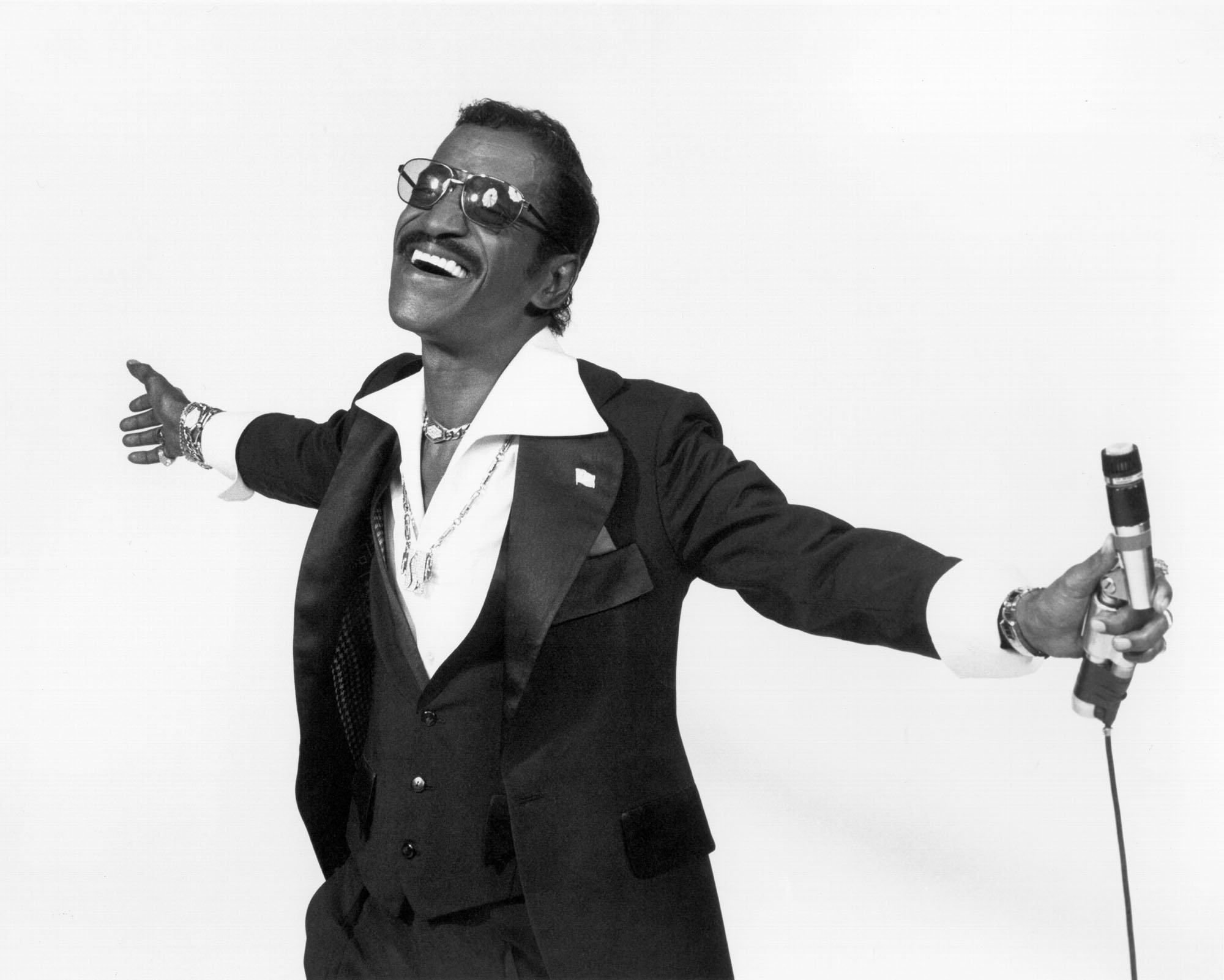 Sammy Davis Jr.  - Getty Images