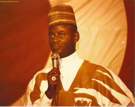 Khalid Abdul Muhammad