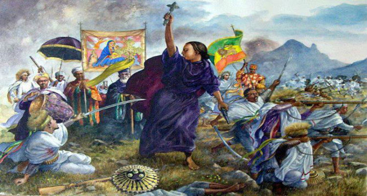 Image result for battle of adwa