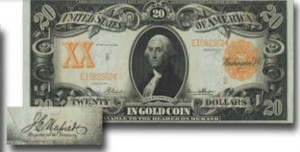 US currency Napier