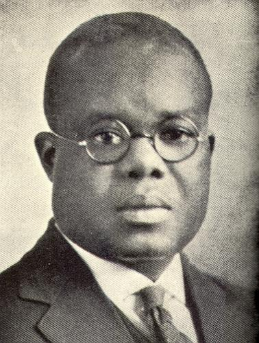 Hubert Henry Harrison
