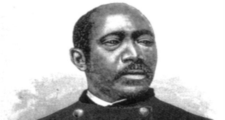 Martin Robinson Delany An African American Man
