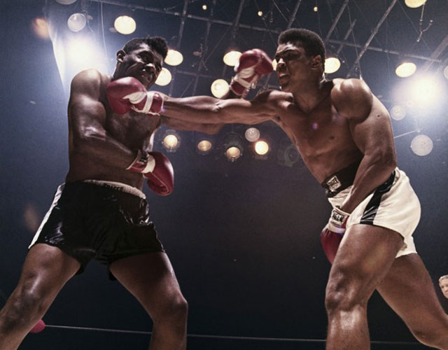 vs Floyd Patterson