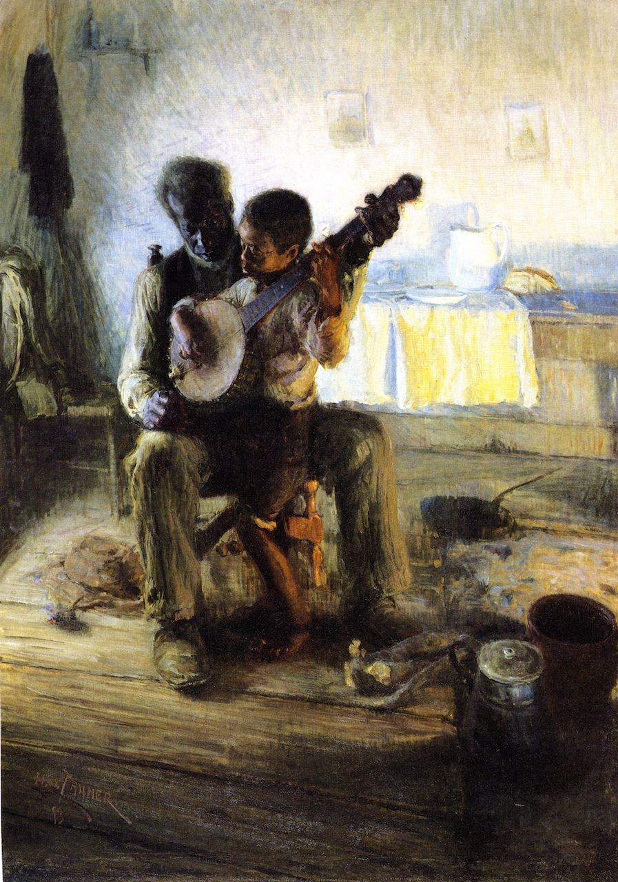 The Banjo Lesson, 1893 by Henry Ossawa Tanner