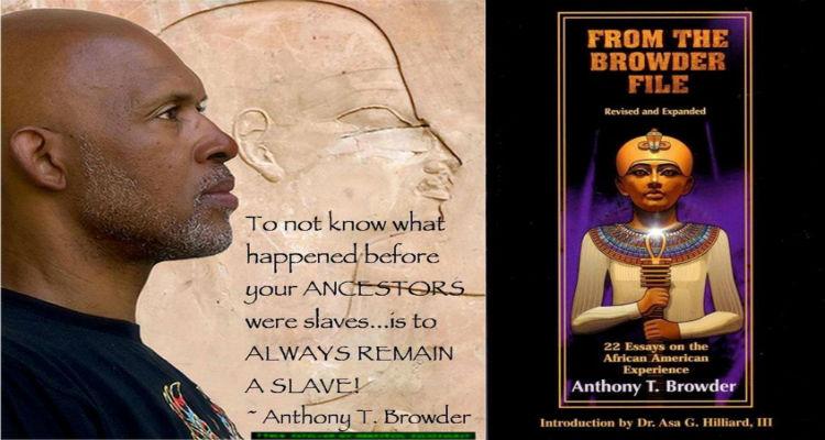 Anthony T Browder