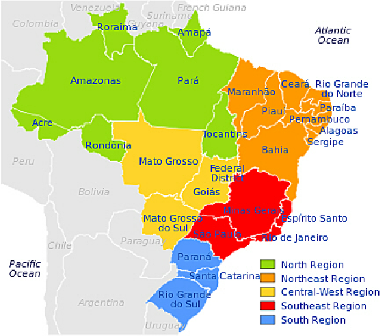 Political-map-of-Brazil-showing-states-and-regions