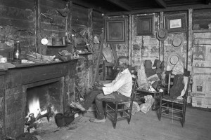 Kussala in his home