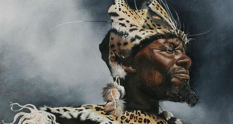 Zulu-Warrior by Stella Pelser